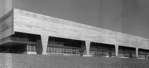 joao batista vilanova artigas, faculty of architecture of sao paulo. sao paulo, 1961-9