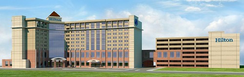 Hilton Hotel at UMD North Gate