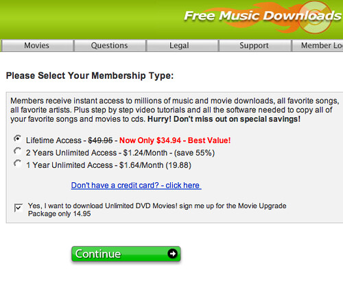 music download programs like frostwire