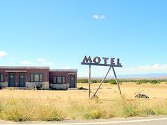Motel Sunshine sin la habitación 10