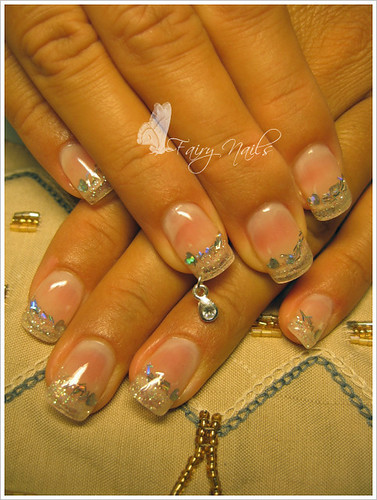 nail art pictures in beauty salon
