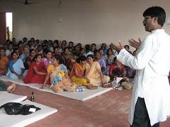 Talk by Aniruddha