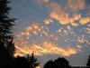 clouds (Mike Bingley) Tags: sunset clouds