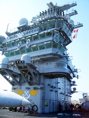 The Island (Telstar Logistics) Tags: flightdeck fleetweek ussnimitz cvn68 fleetweek2006