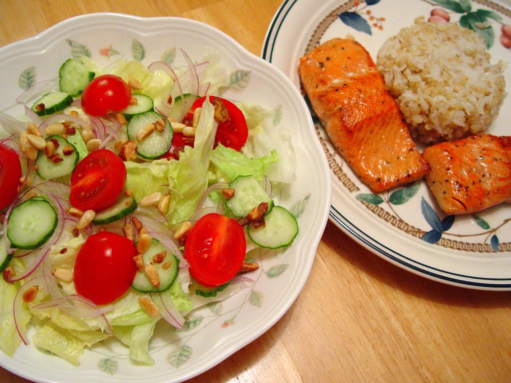 Dinner Monday 10/09/06