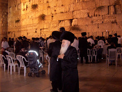 Men In Black (eyair) Tags: israel jerusalem prayer religion pray jewish jews judaism   westernwall kotel hasidim ultraorthodox        kothel     ashmashashmash
