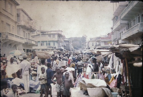 Freetown in the old days