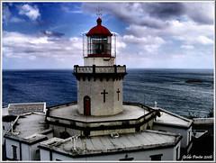 Because you light up my life... (Azorina) Tags: blue sky lighthouse portugal azul geotagged poetry poem cu arnel poesia farol azores nordeste poema smiguel geo:lat=37824362 azorina podiumseries geo:lon=25135088