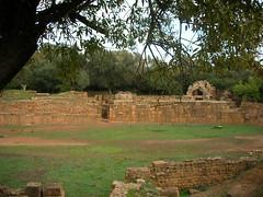 2005-11 Tipasa visit