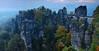 Spectacular Bridge (Dietrich Bojko Photographie) Tags: panorama tag3 taggedout d50 germany deutschland bravo tag2 tag1 webinteger quality nikond50 sachsen topf100 bastei circularpolarizer elbsandsteingebirge magicdonkey outstandingshots specland cokinp121m 2exposures cokinp164 bravo2 gnd4 abigfave outstandingshotshighlight nationalparksächsischeschweiz world100f