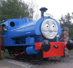 Thomas The Tank Engine (janet7r) Tags: train derbyshire thomasthetankengine midlandrailway butterley