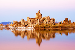 Blue and Pink Mono Lake (tony's pics) Tags: california pink blue light interestingness saltlake monolake tufa us395 interestingness4 800v 40f i500 a exploretop10 exploretop20 aplusphoto