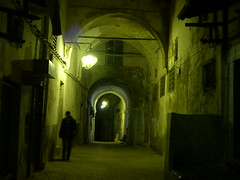mysterious medina (elmina) Tags: night tunisia tunis medina ramadan