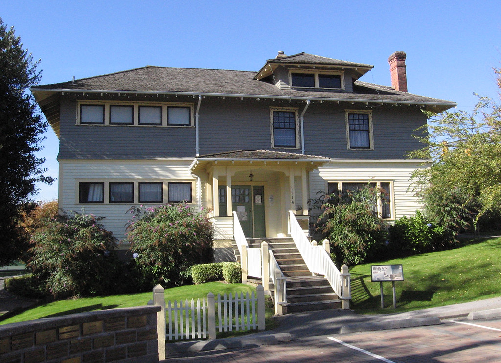 Mackin House - ca. 1913