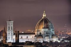 hdr-vista da piazzale Michelangelo - by marcomagrini