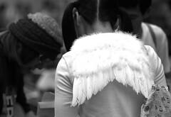 AKIBA Scenario (ajpscs) Tags: street people anime japan japanese tokyo nikon cosplay manga streetphotography nerds electronics akihabara d100 otaku akiba maids geeky chiyodaku taitoku frenchmaid electrictown  chuodori ajpscs akibakei japansnerdsubculture