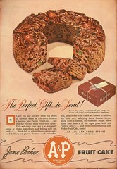 Jane Parker Fruit Cake 1943 (by senses working overtime)