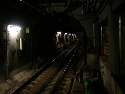 tunnel トンネル