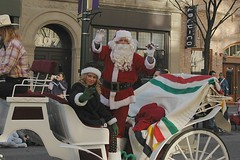 Santa Clause Parade, The Guest of Honour