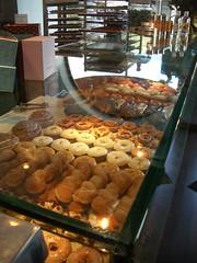 Golden, glowing goodness @ Frittelli's (jslander) Tags: la donuts donut doughnut beverlyhills doughnuts frittellis frittellisdoughnuts