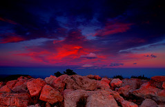 Top of Texas Sunset 2 (mrwsierra) Tags: texas guadalupepeak outstandingshots specnature generouscomments top20texas