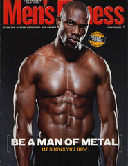Terrell Owens  Men's Fitness (Pete90291) Tags: football muscle muscular nfl blackmen americanfootball terrellowens
