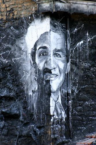 Regard de MDP sur la Demeure du Chaos - Ben Laden / Bush (5289)