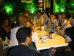 "conversation at il gelato • <a style=""font-size:0.8em;"" href=""http://www.flickr.com/photos/70272381@N00/303997865/"" target=""_blank"">View on Flickr</a>"