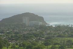 Ocean view (jakesmome) Tags: ocean hawaii scenery condos