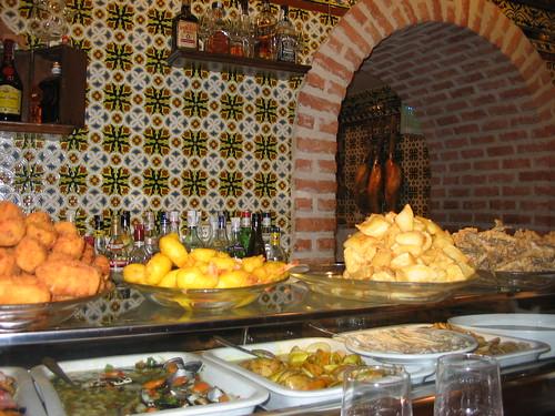 Tapas to temp to you - Madrid, Spain