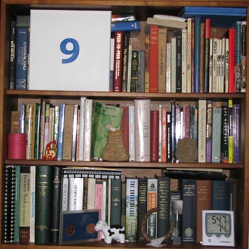 Bookshelf #4