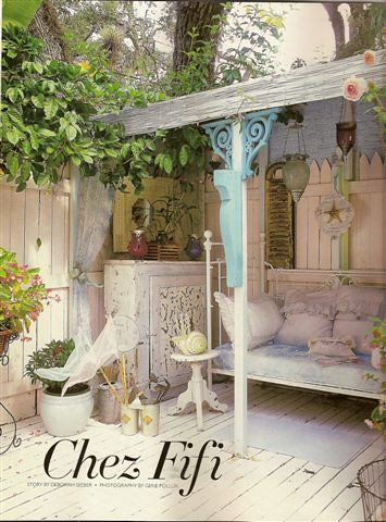 Her House Is Lovely With Great High Ceilings And Shabby Chic Decor It S Like Stepping Into Heaven