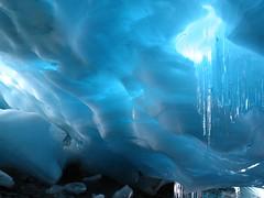 Pasto Ruri (marianovsky) Tags: blue cold ice peru cool glacier cave frio hielo cueva icecave marianovsky