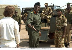 Idi Amin questions who would betray him. (foxsearchlightphotos) Tags: foxsearchlight lastkingofscotland