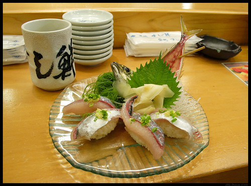 Freshest. Sushi. Ever!