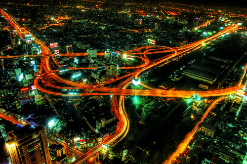 The Veins of Bangkok / Trey Ratcliff