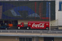 Coke Truck at JFK 18460
