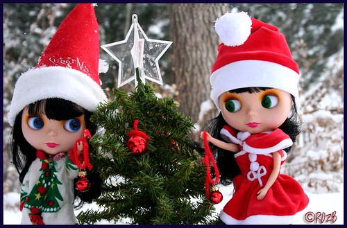 santa's little helpers by rockymountainroz.