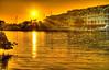 Sun Orange (worldwidewandering) Tags: usa sun beach home america boats rocks tampabay florida deleteme10 indian united 2006 indianrocksbeach states hdr retirement retinas photomatix hamlinslanding worldwidewandering