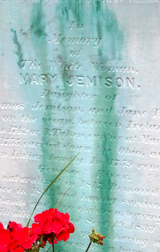 Many Jemison memorial