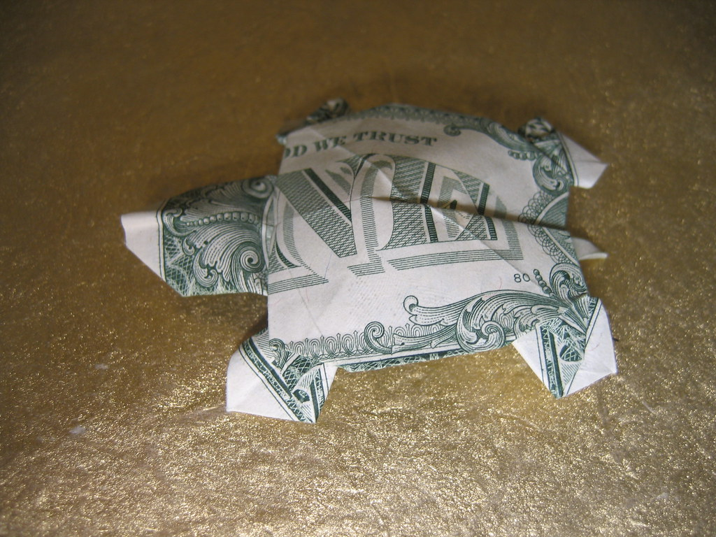 The worlds best photos of dollar and johnmontroll flickr hive mind turtle phillipwest tags money 1 bill origami turtle dollar paperfolding papiroflexia johnmontroll moneygami jeuxipadfo Choice Image
