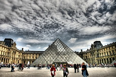 Muse du Louvre, Paris (Michael Azucena) Tags: paris france beautiful lovre