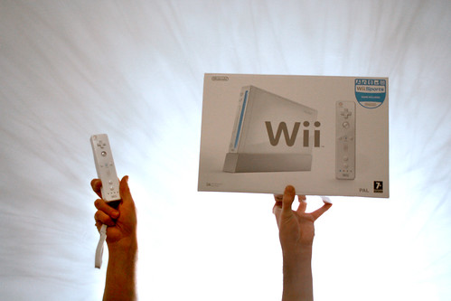 Experience wii