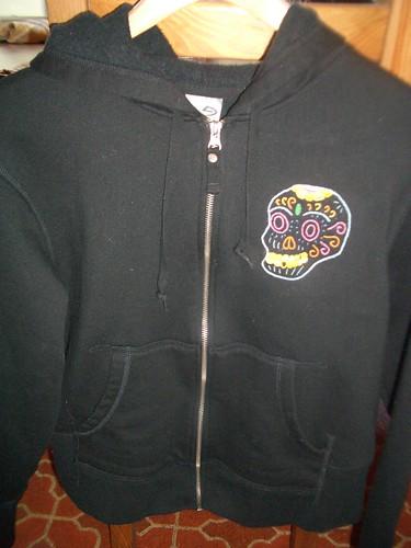 Daria's sweatshirt