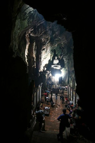 Huyen Khong Cave in the Marble Mountains, near Hoi An.