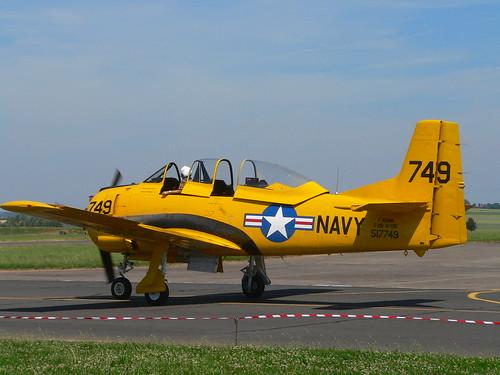 Warbird picture - T-28 Trojan
