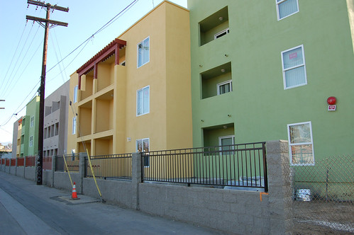 Metropolitan City Lights Workforce Housing Under Construction