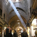 the souk / souq or bazaar in aleppo, syria, easter 2004