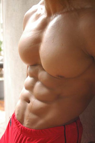 Pecs and Abs