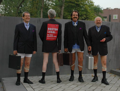 lawyers in pants